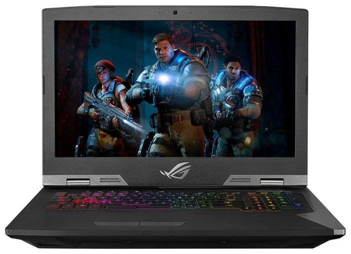 ASUS Ноутбук ASUS ROG G703GS