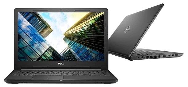 "DELL Ноутбук DELL Vostro 3578 (Intel Core i5 8250U 1600 MHz/15.6""/1920x1080/4GB/1000GB HDD/DVD-RW/AMD Radeon 520/Wi-Fi/Bluetooth/Linux)"