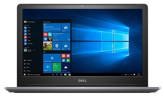 """DELL Ноутбук DELL Vostro 5568 (Intel Core i3 6006U 2000 MHz/15.6""""/1920x1080/8GB/256GB SSD/DVD нет/Intel HD Graphics 520/Wi-Fi/Windows 10 Home)"""