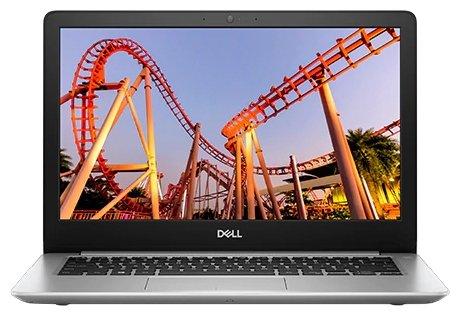 "DELL Ноутбук DELL INSPIRON 5370 (Intel Core i3 7130U 2700 MHz/13.3""/1920x1080/4GB/128GB SSD/DVD нет/Intel HD Graphics 620/Wi-Fi/Bluetooth/Windows 10 Home)"