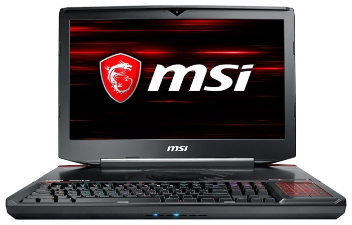 "MSI Ноутбук MSI GT83 Titan 8RG (Intel Core i7 8850H 2600 MHz/18.4""/1920x1080/32GB/1512GB HDD+SSD/BD-RE/NVIDIA GeForce GTX 1080/Wi-Fi/Bluetooth/Windows 10 Home)"