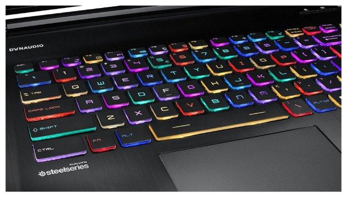 "MSI Ноутбук MSI GT63 Titan 8RF (Intel Core i7 8750H 2200 MHz/15.6""/1920x1080/16GB/1256GB HDD+SSD/DVD нет/NVIDIA GeForce GTX 1070/Wi-Fi/Bluetooth/Windows 10 Home)"