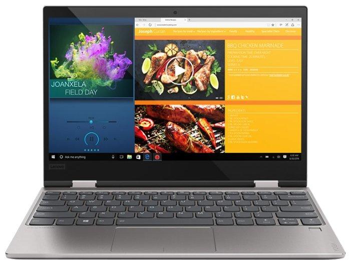 "Lenovo Ноутбук Lenovo Yoga 720 12 (Intel Core i5 7200U 2500 MHz/12.5""/1920x1080/8Gb/256Gb SSD/DVD нет/Intel HD Graphics 620/Wi-Fi/Bluetooth/Windows 10 Home)"
