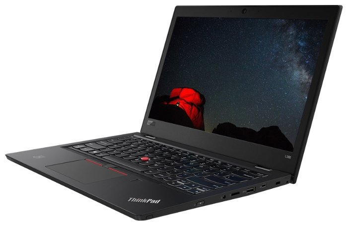 "Lenovo Ноутбук Lenovo ThinkPad L380 (Intel Core i5 8250U 1600 MHz/13.3""/1366x768/4Gb/256Gb SSD/DVD нет/Intel UHD Graphics 620/Wi-Fi/Bluetooth/Без ОС)"