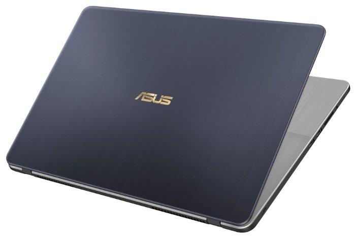 "ASUS Ноутбук ASUS VivoBook Pro 17 N705UD (Intel Core i5 8250U 1600 MHz/17.3""/1920x1080/8Gb/1128Gb HDD+SSD/DVD нет/NVIDIA GeForce GTX 1050/Wi-Fi/Bluetooth/Endless OS)"