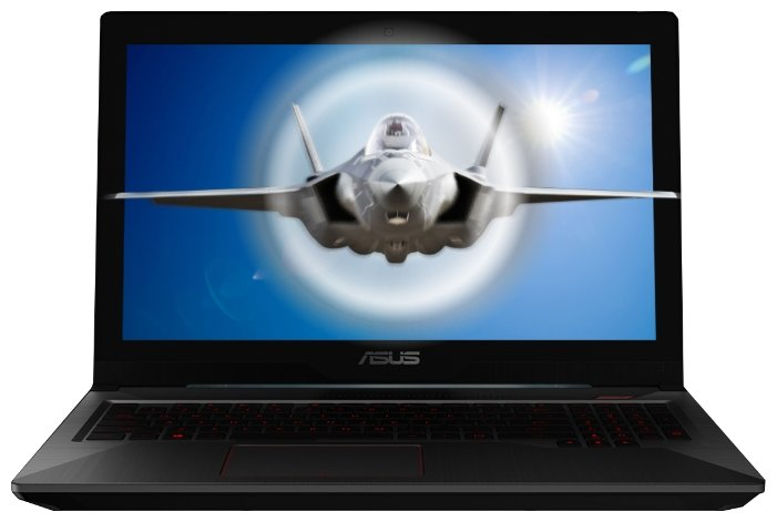 "ASUS Ноутбук ASUS FX503VD (Intel Core i7 7700HQ 2800 MHz/15.6""/1920x1080/8Gb/1128Gb HDD+SSD/DVD нет/NVIDIA GeForce GTX 1050/Wi-Fi/Bluetooth/Windows 10 Home)"