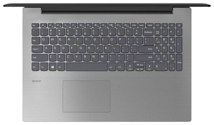 "Lenovo Ноутбук Lenovo Ideapad 330 15 Intel (Intel Core i3 8130U 2200 MHz/15.6""/1366x768/8Gb/1000Gb HDD/DVD нет/NVIDIA GeForce MX150/Wi-Fi/Bluetooth/Windows 10 Home)"