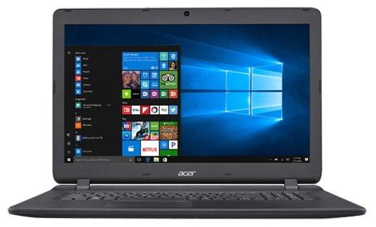 """Acer Ноутбук Acer ASPIRE ES1-732-P0Z2 (Intel Pentium N4200 1100 MHz/17.3""""/1600x900/8Gb/1000Gb HDD/DVD нет/Wi-Fi/Bluetooth/Windows 10 Home)"""