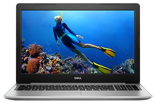 "DELL Ноутбук DELL INSPIRON 5570 (Intel Core i5 8250U 1600 MHz/15.6""/1920x1080/4Gb/1000Gb HDD/DVD-RW/AMD Radeon 530/Wi-Fi/Bluetooth/Windows 10 Home)"
