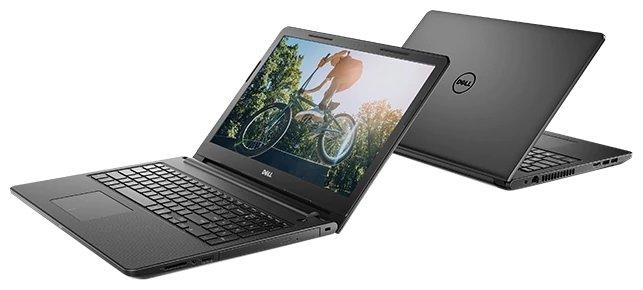 """DELL Ноутбук DELL INSPIRON 3576 (Intel Core i5 8250U 1600 MHz/15.6""""/1920x1080/4Gb/1000Gb HDD/DVD-RW/AMD Radeon 520/Wi-Fi/Bluetooth/Linux)"""