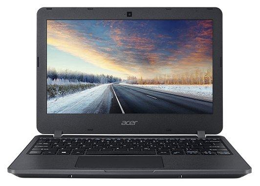 "Acer Ноутбук Acer TravelMate B (TMB117-M-C8FG) (Intel Celeron N3060 1600 MHz/11.6""/1366x768/4Gb/128Gb SSD/DVD нет/Wi-Fi/Windows 10 Pro)"