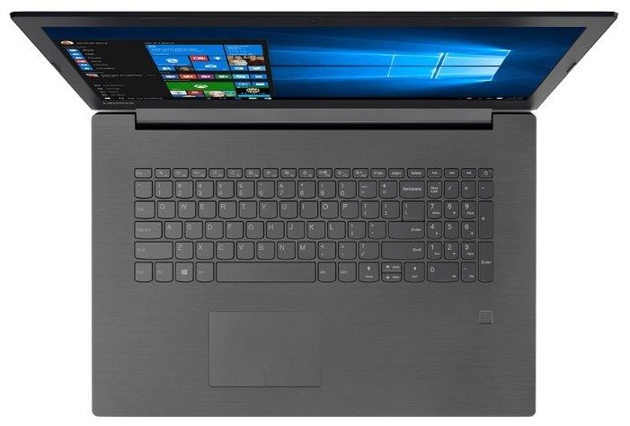 "Lenovo Ноутбук Lenovo V320 17 (Intel Core i5 8250U 1600 MHz/17.3""/1920x1080/8Gb/1000Gb HDD/DVD-RW/NVIDIA GeForce MX150/Wi-Fi/Bluetooth/Windows 10 Home)"