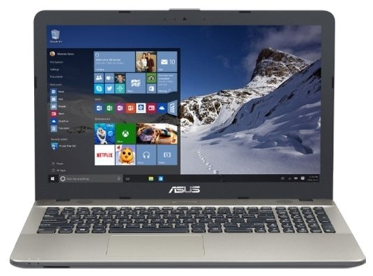 "ASUS Ноутбук ASUS A541NA (Intel Pentium N4200 1100 MHz/15.6""/1920x1080/4Gb/500Gb HDD/DVD нет/Intel HD Graphics 505/Wi-Fi/Bluetooth/Endless OS)"