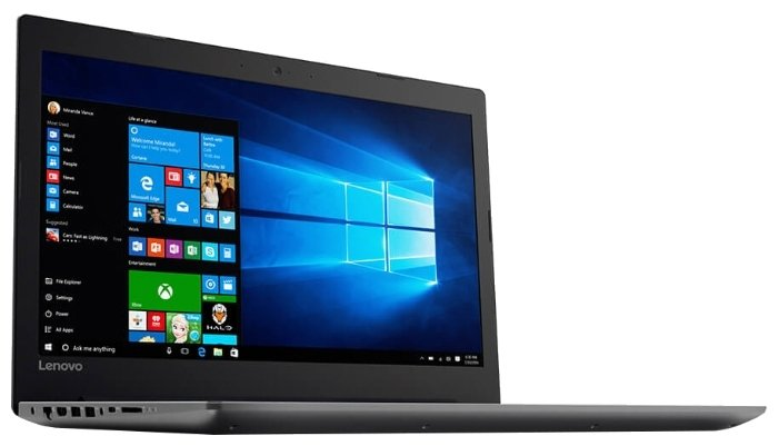 "Lenovo Ноутбук Lenovo IdeaPad 320 15 AMD (AMD A6 9220 2500 MHz/15.6""/1920x1080/4Gb/1000Gb HDD/DVD нет/AMD Radeon 530/Wi-Fi/Bluetooth/Windows 10 Home)"