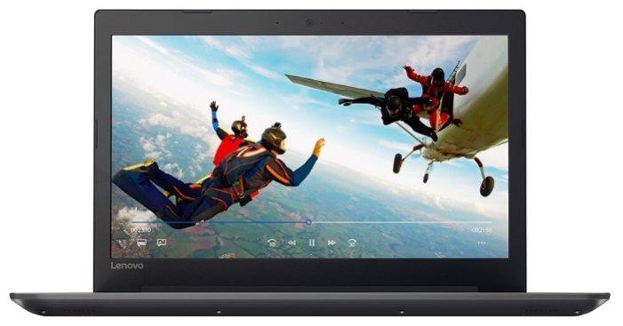 "Lenovo Ноутбук Lenovo IdeaPad 320 15 AMD (AMD A4 9120 2200 MHz/15.6""/1366x768/4Gb/500Gb HDD/DVD нет/AMD Radeon R3/Wi-Fi/Bluetooth/DOS)"