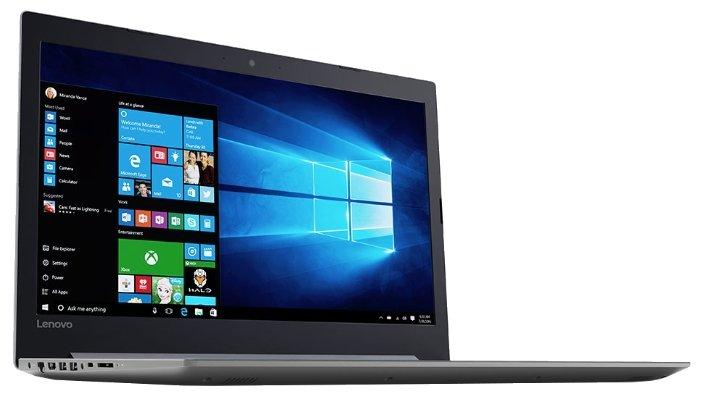 "Lenovo Ноутбук Lenovo IdeaPad 320 17 Intel (Intel Core i3 6006U 2000 MHz/17.3""/1600x900/4Gb/500Gb HDD/DVD нет/NVIDIA GeForce 920MX/Wi-Fi/Bluetooth/DOS)"