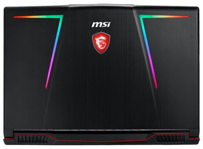 """MSI Ноутбук MSI GE63 8RF Raider RGB (Intel Core i7 8750H 2200 MHz/15.6""""/1920x1080/16Gb/1128Gb HDD+SSD/DVD нет/NVIDIA GeForce GTX 1070/Wi-Fi/Bluetooth/DOS)"""
