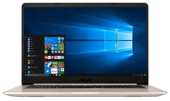 "ASUS Ноутбук ASUS VivoBook S15 S510UF (Intel Core i5 8250U 1600 MHz/15.6""/1920x1080/8Gb/1000Gb HDD/DVD нет/NVIDIA GeForce MX130/Wi-Fi/Bluetooth/Windows 10 Home)"