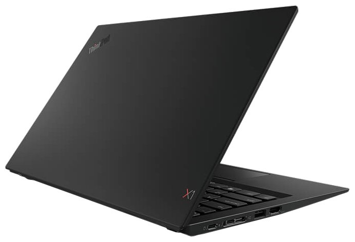 "Lenovo Ноутбук Lenovo THINKPAD X1 Carbon Ultrabook (6th Gen) (Intel Core i7 8550U 1800 MHz/14""/1920x1080/8Gb/256Gb SSD/DVD нет/Intel UHD Graphics 620/Wi-Fi/Bluetooth/Windows 10 Pro)"