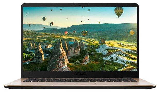 """ASUS Ноутбук ASUS VivoBook 15 X505BA (AMD E2 9000 1800 MHz/15.6""""/1920x1080/4Gb/500Gb HDD/DVD нет/AMD Radeon R2/Wi-Fi/Bluetooth/Windows 10 Home)"""