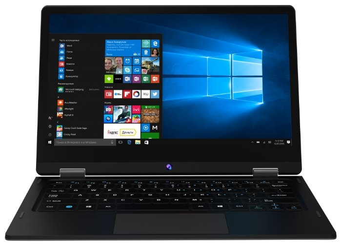 "Irbis Ноутбук Irbis NB116 (Intel Atom x5 Z8350 1440 MHz/11.6""/1920x1080/4GB/32GB eMMC/DVD нет/Intel HD Graphics 400/Wi-Fi/Bluetooth/Windows 10 Home)"
