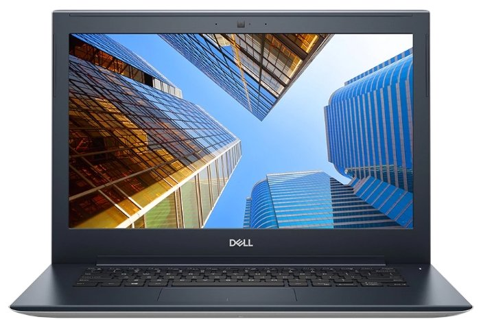 "DELL Ноутбук DELL Vostro 5471 (Intel Core i7 8550U 1800 MHz/14""/1920x1080/8Gb/1128Gb HDD+SSD/DVD нет/AMD Radeon 530/Wi-Fi/Bluetooth/Windows 10 Home)"
