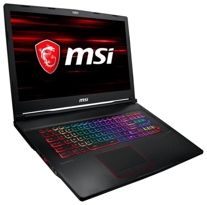 "MSI Ноутбук MSI GE73 8RE Raider RGB (Intel Core i7 8750H 2200 MHz/17.3""/1920x1080/16Gb/1256Gb HDD+SSD/DVD нет/NVIDIA GeForce GTX 1060/Wi-Fi/Bluetooth/Windows 10 Home)"