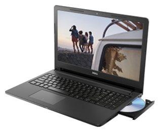 """DELL Ноутбук DELL INSPIRON 3565 (AMD A6 9220 2500 MHz/15.6""""/1366x768/4Gb/1000Gb HDD/DVD-RW/AMD Radeon R4/Wi-Fi/Bluetooth/Linux)"""