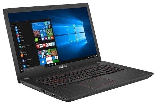 ASUS Ноутбук ASUS FX753VD