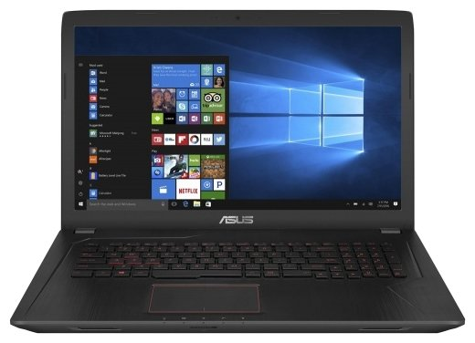 "ASUS Ноутбук ASUS FX753VD (Intel Core i5 7300HQ 2500 MHz/17.3""/1920x1080/12Gb/1128Gb HDD+SSD/DVD-RW/NVIDIA GeForce GTX 1050/Wi-Fi/Bluetooth/Endless OS)"
