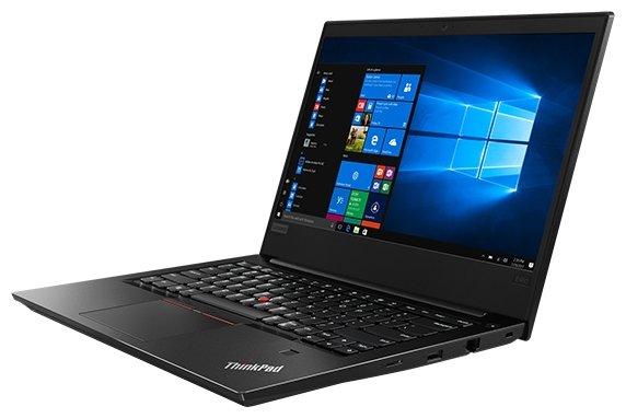 """Lenovo Ноутбук Lenovo ThinkPad Edge E480 (Intel Core i5 8250U 1600 MHz/14""""/1920x1080/8Gb/1000Gb HDD/DVD нет/Intel UHD Graphics 620/Wi-Fi/Bluetooth/Без ОС)"""