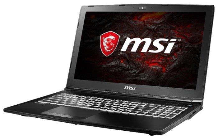 "MSI Ноутбук MSI GL62M 7RDX (Intel Core i7 7700HQ 2800 MHz/15.6""/1920x1080/8Gb/1000Gb HDD/DVD нет/NVIDIA GeForce GTX 1050/Wi-Fi/Bluetooth/Windows 10 Home)"