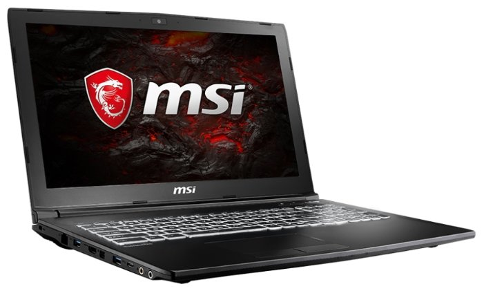 "MSI Ноутбук MSI GL62M 7RDX (Intel Core i7 7700HQ 2800 MHz/15.6""/1920x1080/8Gb/1000Gb HDD/DVD нет/NVIDIA GeForce GTX 1050/Wi-Fi/Bluetooth/Windows 10 Home)"