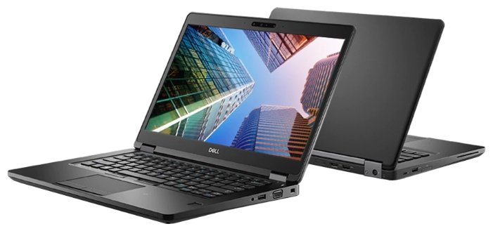 "DELL Ноутбук DELL LATITUDE 5490 (Intel Core i5 8250U 1600 MHz/14""/1366x768/4Gb/500Gb HDD/DVD нет/Intel UHD Graphics 620/Wi-Fi/Bluetooth/Windows 10 Pro)"