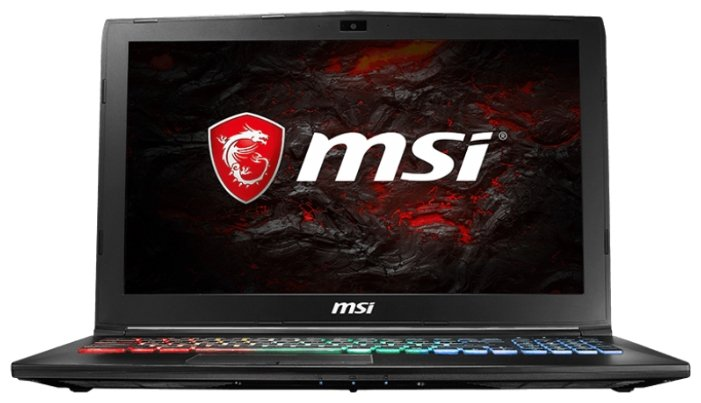 "MSI Ноутбук MSI GP62M 7RDX Leopard (Intel Core i7 7700HQ 2800 MHz/15.6""/1920x1080/16Gb/1128Gb HDD+SSD/DVD нет/NVIDIA GeForce GTX 1050 Ti/Wi-Fi/Bluetooth/Windows 10 Home)"
