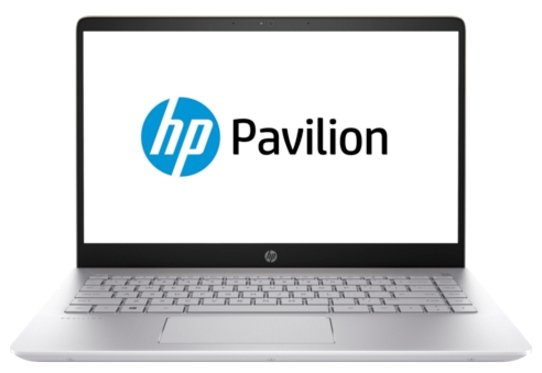 "HP Ноутбук HP PAVILION 14-bf031ur (Intel Core i5 7200U 2500 MHz/14""/1920x1080/6Gb/1128Gb HDD+SSD/DVD нет/NVIDIA GeForce 940MX/Wi-Fi/Bluetooth/Windows 10 Home)"