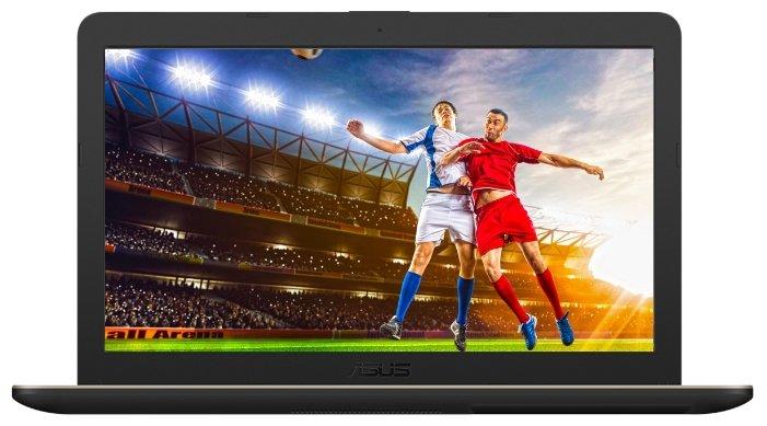 "ASUS Ноутбук ASUS X540NV (Intel Pentium N4200 1100 MHz/15.6""/1920x1080/4Gb/1000Gb HDD/DVD нет/NVIDIA GeForce 920MX/Wi-Fi/Bluetooth/Windows 10 Home)"