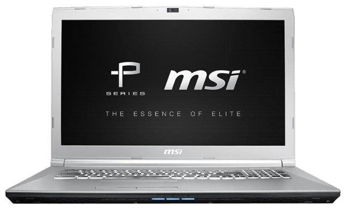 "MSI Ноутбук MSI PE72 7RD (Intel Core i5 7300HQ 2500 MHz/17.3""/1920x1080/8Gb/1000Gb HDD/DVD нет/NVIDIA GeForce GTX 1050/Wi-Fi/Bluetooth/DOS)"