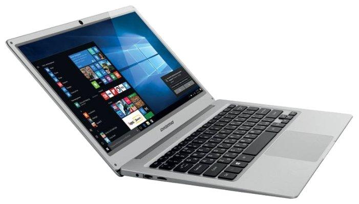 "Digma Ноутбук Digma EVE 300 (Intel Atom x5 Z8350 1440 MHz/13.3""/1920x1080/2Gb/32Gb SSD/DVD нет/Intel HD Graphics 400/Wi-Fi/Bluetooth/Windows 10 Home)"