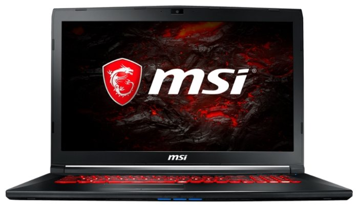 "MSI Ноутбук MSI GL72M 7RDX (Intel Core i5 7300HQ 2500 MHz/17.3""/1920x1080/8Gb/1128Gb HDD+SSD/DVD нет/NVIDIA GeForce GTX 1050/Wi-Fi/Bluetooth/Windows 10 Home)"