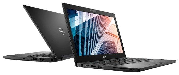 DELL Ноутбук DELL LATITUDE 7290