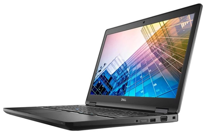 "DELL Ноутбук DELL LATITUDE 5590 (Intel Core i7 8650U 1900 MHz/15.6""/1920x1080/16Gb/512Gb SSD/DVD нет/Intel UHD Graphics 620/Wi-Fi/Bluetooth/Windows 10 Pro)"