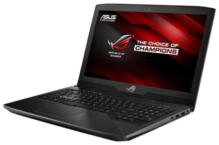 "ASUS Ноутбук ASUS ROG SCAR Edition GL503VD (Intel Core i7 7700HQ 2800 MHz/15.6""/1920x1080/12Gb/1128Gb HDD+SSD/DVD нет/NVIDIA GeForce GTX 1050/Wi-Fi/Bluetooth/Windows 10 Home)"