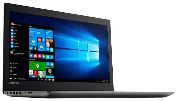 "Lenovo Ноутбук Lenovo IdeaPad 320 15 Intel (Intel Celeron N3350 1100 MHz/15.6""/1366x768/4Gb/500Gb HDD/DVD-RW/Intel HD Graphics 500/Wi-Fi/Bluetooth/DOS)"