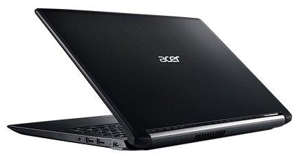 "Acer Ноутбук Acer ASPIRE 5 (A515-51G-539Q) (Intel Core i5 7200U 2500 MHz/15.6""/1366x768/4Gb/500Gb HDD/DVD нет/NVIDIA GeForce MX150/Wi-Fi/Bluetooth/Windows 10 Home)"