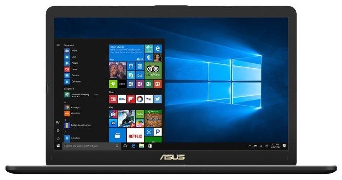 "ASUS Ноутбук ASUS VivoBook Pro 17 N705UD (Intel Core i7 8550U 1800 MHz/17.3""/1920x1080/8GB/1000GB HDD/DVD нет/NVIDIA GeForce GTX 1050/Wi-Fi/Bluetooth/Endless OS)"
