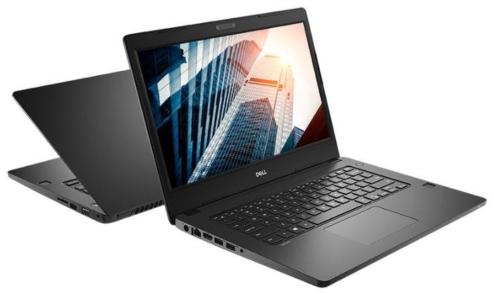 """DELL Ноутбук DELL LATITUDE 3480 (Intel Core i5 6200U 2300 MHz/14""""/1920x1080/4Gb/256Gb SSD/DVD нет/AMD Radeon R5 M430/Wi-Fi/Bluetooth/Windows 10 Pro)"""