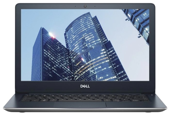 "DELL Ноутбук DELL Vostro 5370 (Intel Core i5 8250U 1600 MHz/13.3""/1920x1080/8Gb/256Gb SSD/DVD нет/Intel HD Graphics 620/Wi-Fi/Bluetooth/Windows 10 Home)"