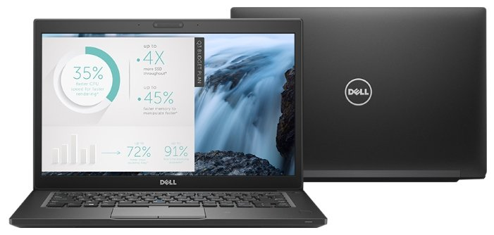 "DELL Ноутбук DELL LATITUDE 7480 (Intel Core i5 6200U 2300 MHz/14""/1920x1080/8Gb/256Gb SSD/DVD нет/Intel HD Graphics 520/Wi-Fi/Bluetooth/Linux)"