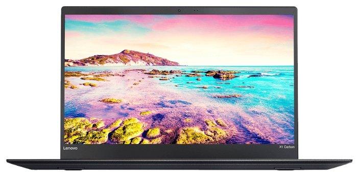 "Lenovo Ноутбук Lenovo THINKPAD X1 Carbon Ultrabook (5th Gen) (Intel Core i7 7500U 2700 MHz/14""/2560x1440/16Gb/1024Gb SSD/DVD нет/Intel HD Graphics 620/Wi-Fi/Bluetooth/LTE/Windows 10 Pro)"